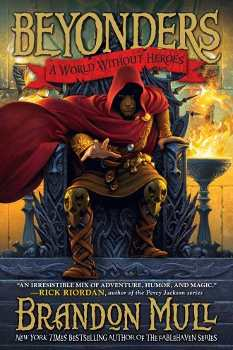 book review Beyonders: A World Without Heroes