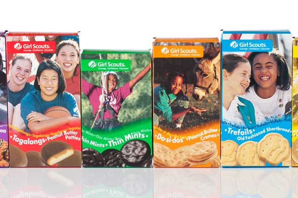girl scout week