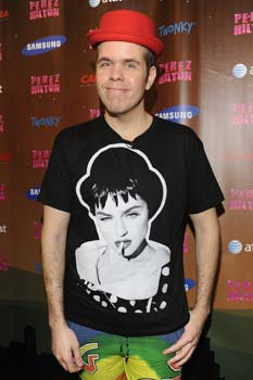 Perez Hilton Children Book picture