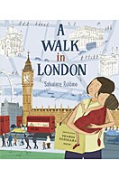 a walk in london book