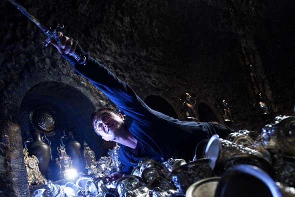 'Harry Potter and the Deathly Hallows - Part 2' Sneak Peek Photos