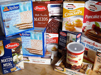 matzos boxes picture