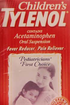 childrens tylenol