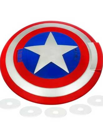 captain america disc