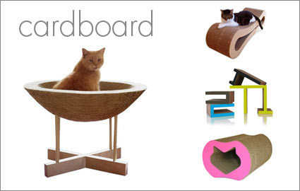 Moderncat cardboard furniture accessories picture