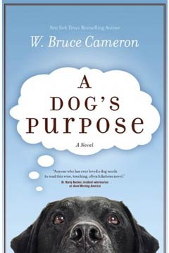 a dog's purpose book w. bruce cameron