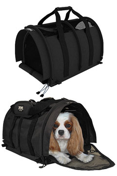 small dog bag Meet the Breeds picture