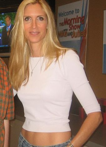 hot ann coulter