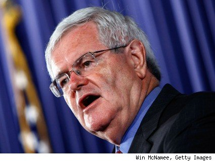newt gingrich images. Newt Gingrich, the former