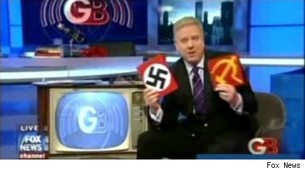 Screenshot of Glenn Beck from politicsdaily.com