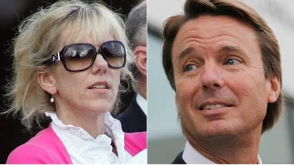 Are John Edwards and Rielle Hunter engaged?