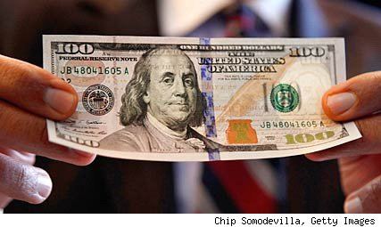 New $100 Bill Aims to Thwart Counterfeiters