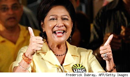 Kamla Persad Bissessar