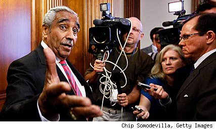 New York Rep. Charlie Rangel