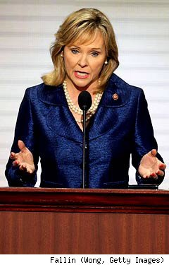 Rep. Mary Fallin, Republican candidate for Oklahoma governor