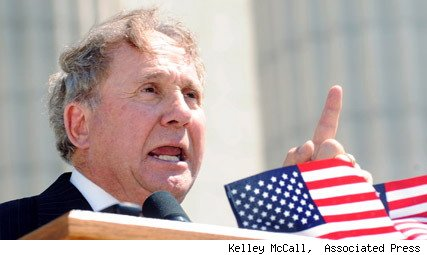 Michael Reagan speaks