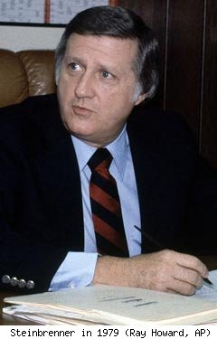 Yankees' George Steinbrenner in 1979