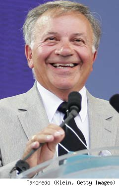 Former Republican Rep. Tom Tancredo of Colorado