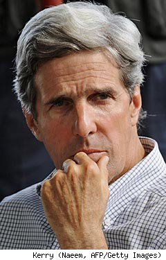 Sen. John Kerry, Democrat of Massachusetts