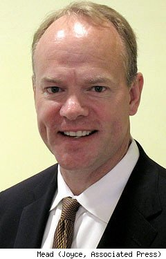Matt Mead, Republican candidate for Wyoming governor