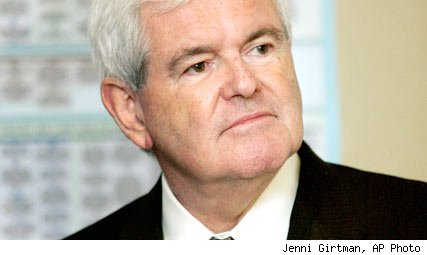 Newt Gingrich, Possible 2012 GOP Candidate