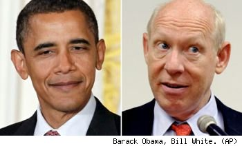 Barack Obama, Bill White