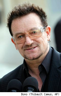 Bono, Global Development Goals