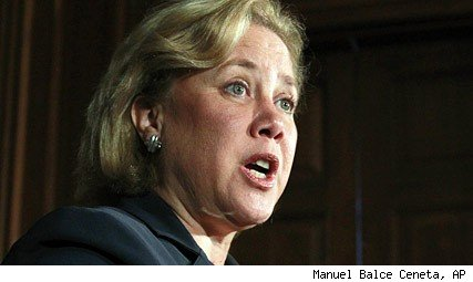 VIDEO: Watch Mary Landrieu Drop A Gaffe Which Makes Her Sound Like A Communist