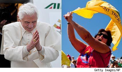 Pope Benedict, Tea Party