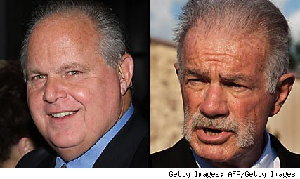 Rush Limbaugh; Terry Jones