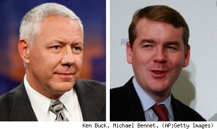 Ken Buck, Michael Bennet