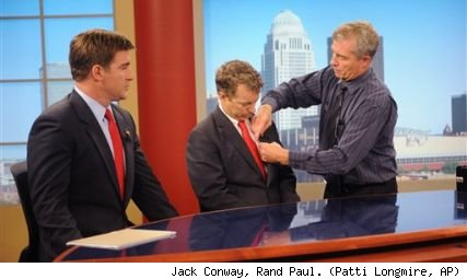 Jack Conway and Rand Paul