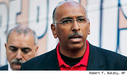 Republican National Chairman Michael Steele