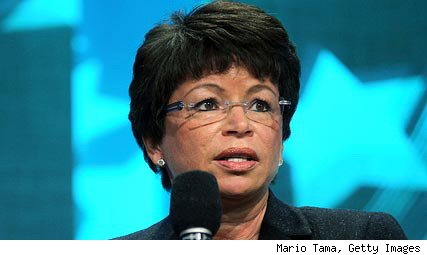 White House adviser Valerie Jarrett