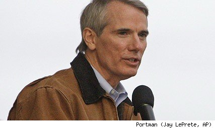 Ohio Republican Rob Portman