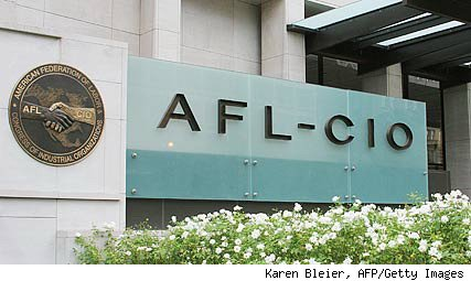 AFL-CIO headquarters in Washington