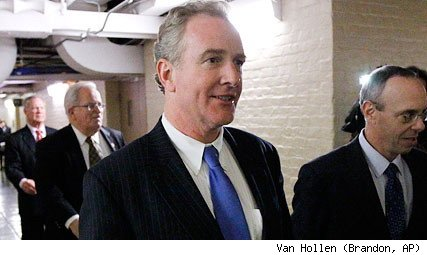 Rep. Chris Van Hollen (D-Md.)