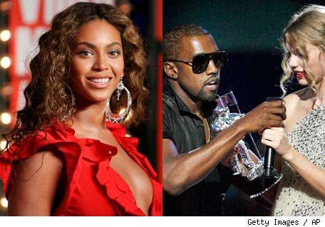 Beyonce / Kanye West / Taylor Swift