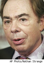 Andrew Lloyd Webber