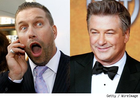 Alec Baldwin and Stephen Baldwin