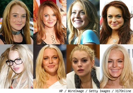 Young Celebrities on Did Lindsay Lohan Get Plastic Surgery    Popeater Com