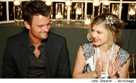 Fergie doesn't cheat on Josh Duhamel