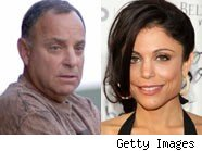 Bobby and Bethenny Frankel