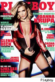 Joanna Krupa / Playboy cover