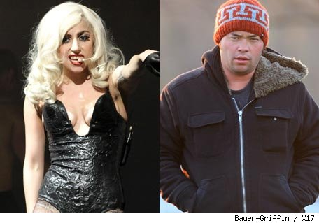 Lady Gaga and Jon Gosselin