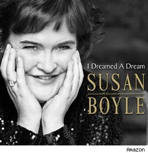 Susan Boyle maintained her No. 1 spot on the US charts for the sixth week in ...