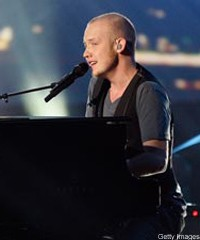Isaac Slade the Fray