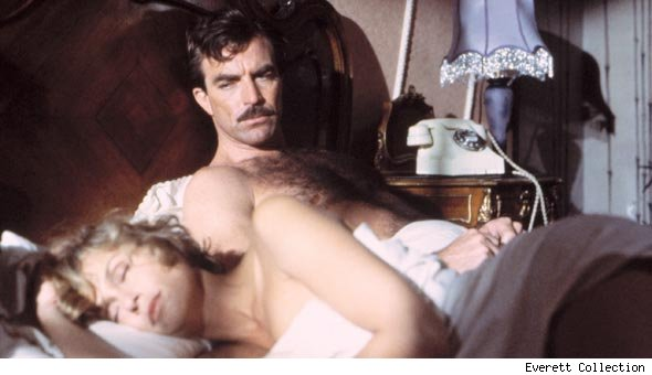 Authoritative point Tom selleck homosexual not