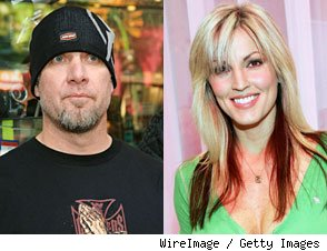 Janine Lindemulder and Jesse James in Custody Battle