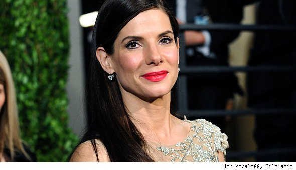 Sandra Bullock Jesse James Affair